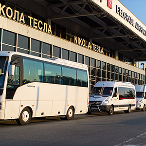Concierge Belgrade | Airport pick up