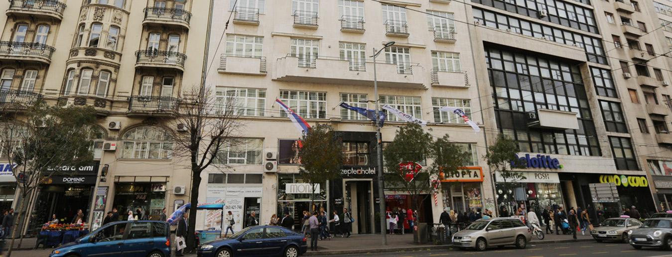 Concierge Belgrade | Hotel Zepter