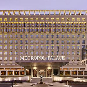 Concierge Belgrade | Metropol Palace