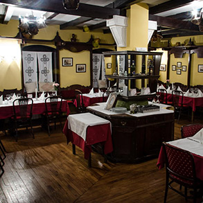 Concierge Belgrade | Restaurant Three hats