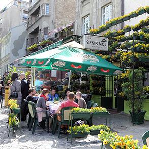 Concierge Belgrade | Restoran Šešir moj