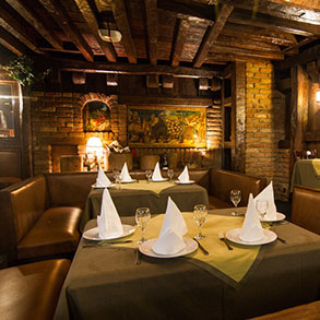 Concierge Belgrade | Restaurant Two deers