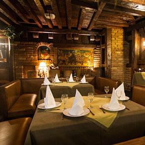 Concierge Belgrade | Restaurant Two deers