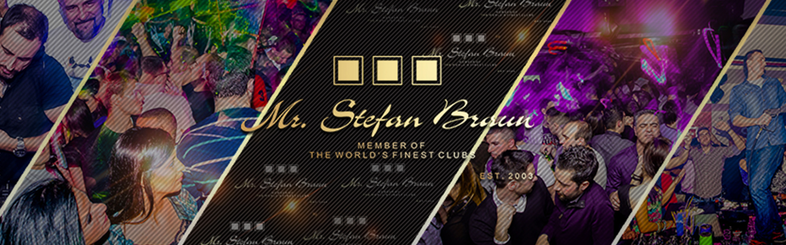 Concierge Belgrade | Club Mr Stefan Braun