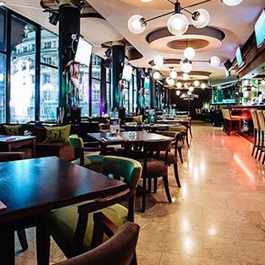 Concierge Belgrade | Square Five bar