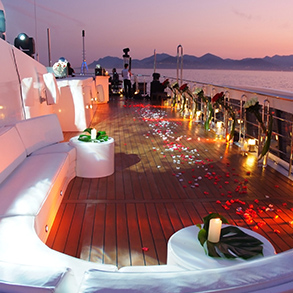 Concierge Belgrade | Private party on yacht