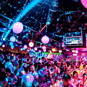 Concierge Belgrade | Privatna žurka u noćnom klubu
