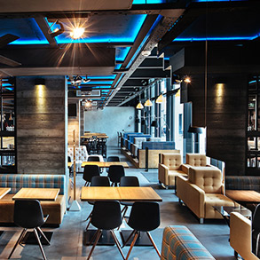 Concierge Belgrade   Restaurant Terminal