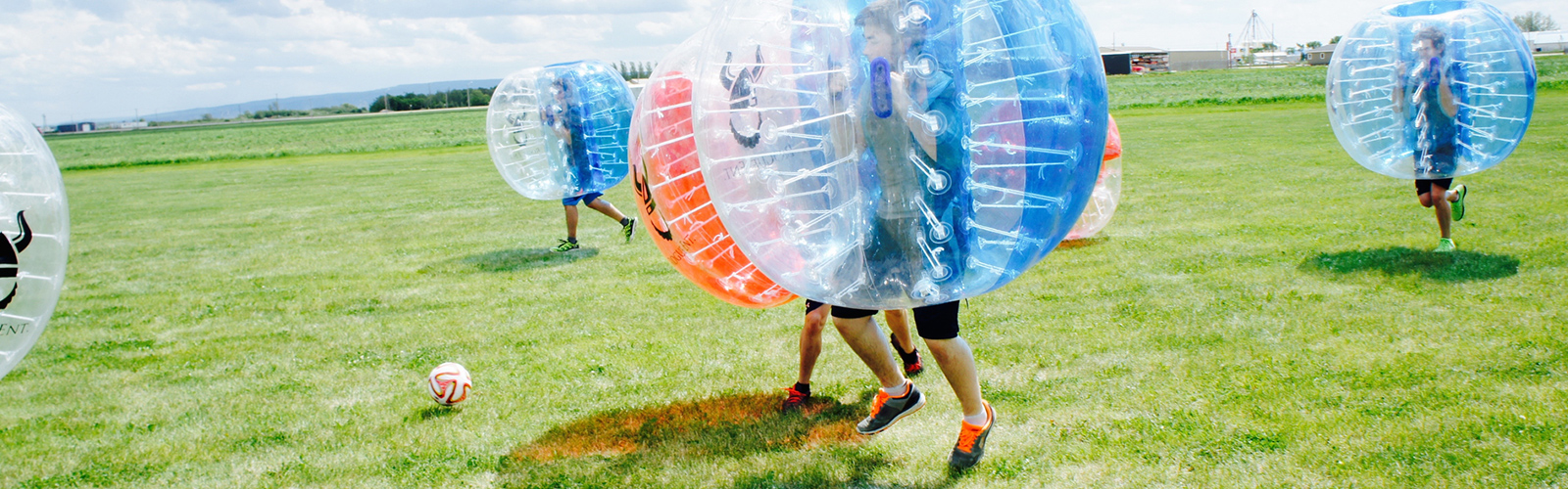 Concierge Belgrade | Bubble Football Experience