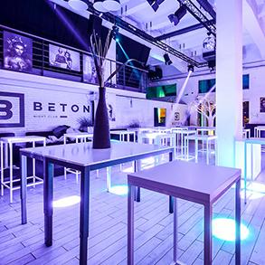 Concierge Belgrade | Night club Beton