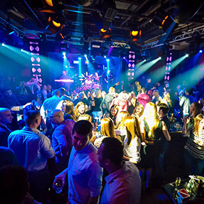 Cocneirge Belgrade | Night club Cinema
