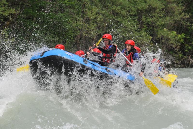 Concierge Belgrade | Rafting Tarom