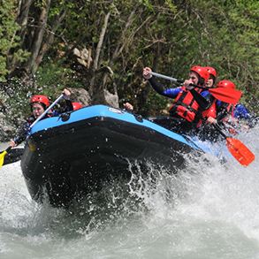 Concierge Belgrade | Rafting Tarom