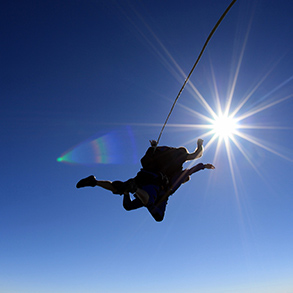 Concierge Belgrade | Tandem parachuting jump