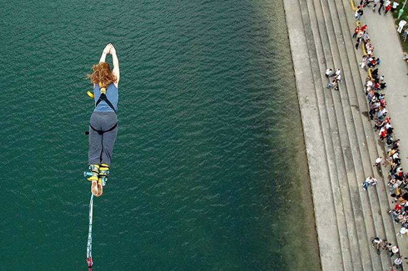 Concierge Belgrade   Bungee Jump
