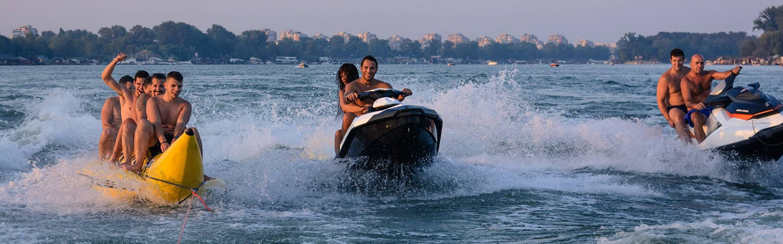 Concierge Belgrade | Water sports
