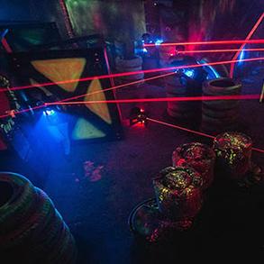 Concierge Belgrade | Laser tag