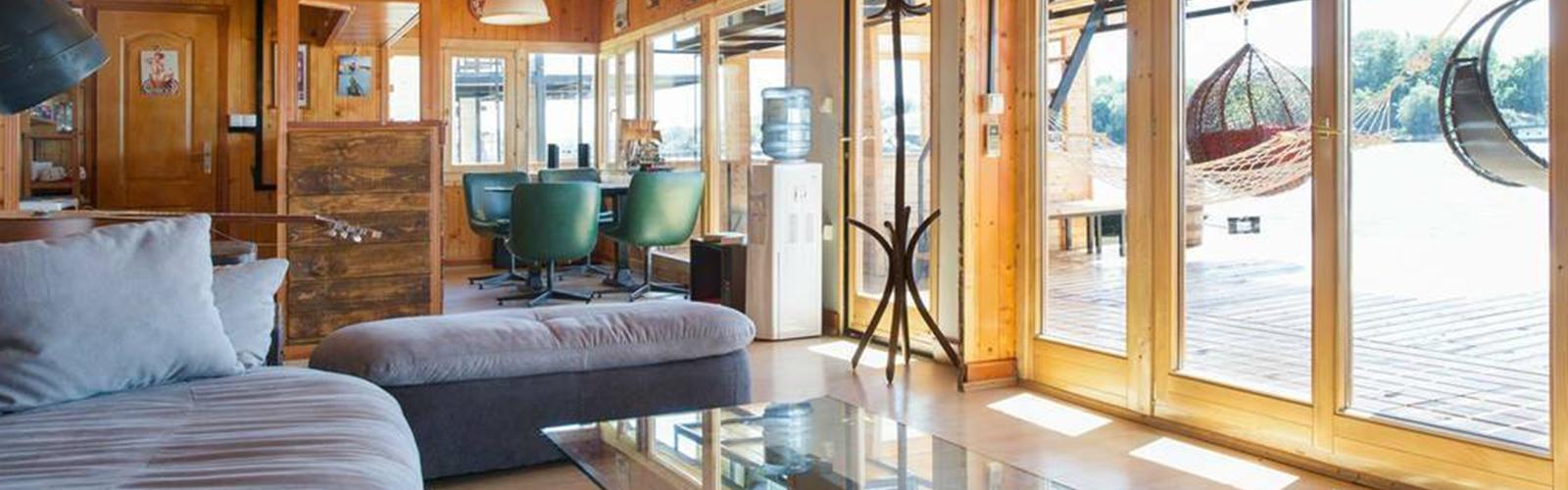 Concierge Belgrade | Apartment on the river Delta Top 7