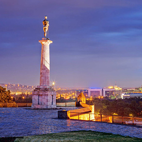 Concierge Belgrade | The Victor of Kalemegdan