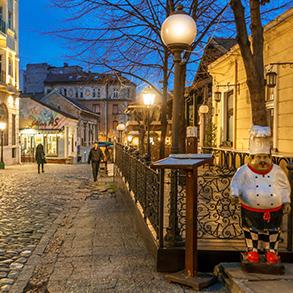 Concierge Belgrade | Skadarlija street