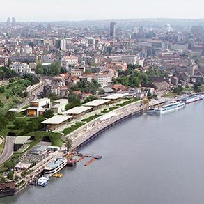 Concierge Belgrade | Beton hala