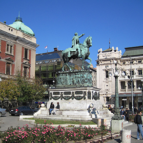 Concierge Belgrade | Trg republike