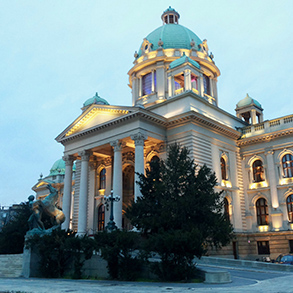Concierge Belgrade | National Assembly