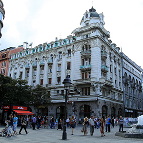 Concierge Belgrade | Knez Mihailova street