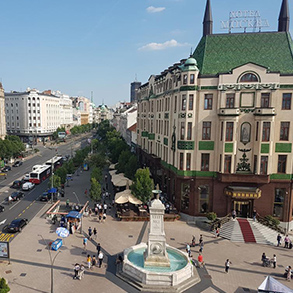 Concierge Belgrade | Terazije Square