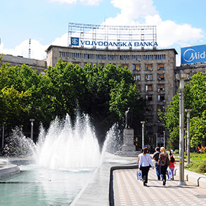 Concierge Belgrade | Nikola Pasic Square