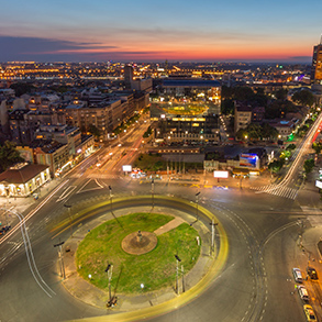 Concierge Belgrade | Slavija square