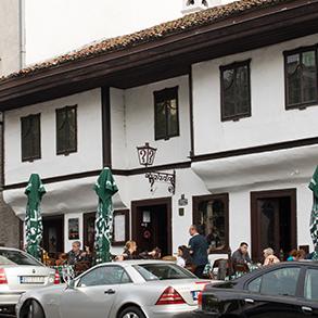 Concierge Belgrade | Kafana