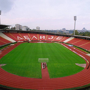 Concierge Belgrade | Rajko Mitić stadium