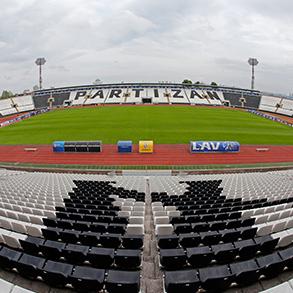Concierge Belgrade | Stadion Partizana