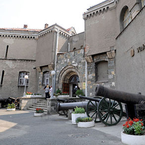Concierge Belgrade | Military museum