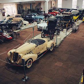 Concierge Belgrade | Muzej automobila