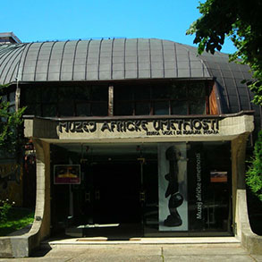 Conceirge Belgrade | Museum of African art