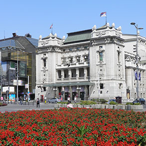 Concierge Belgrade | National Theatre