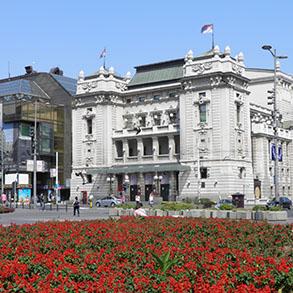 Concierge Belgrade | Narodno pozorište