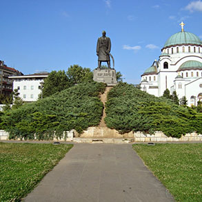 Concierge Belgrade | Plato Svetog Save