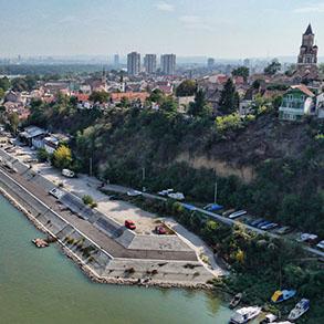 Concierge Belgrade | Zemun quay