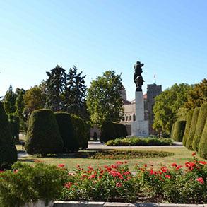 Concierge Belgrade | Kalemegdan park