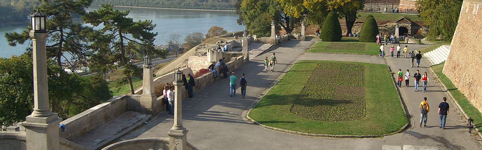 Concierge Belgrade   Kalemegdan park
