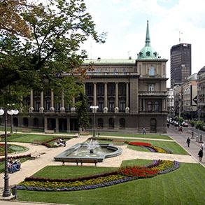 Concierge Belgrade | Pioneer park