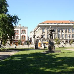 Concierge Belgrade   Studentski park