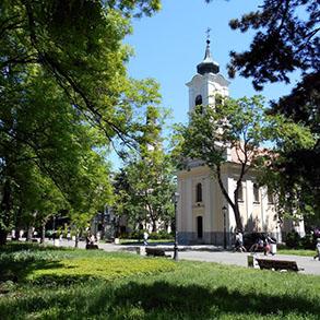 Concierge Belgrade | Gradski park u Zemunu