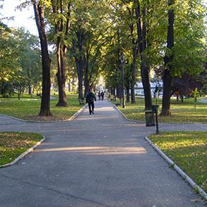 Concierge Belgrade | Karadjordje's park