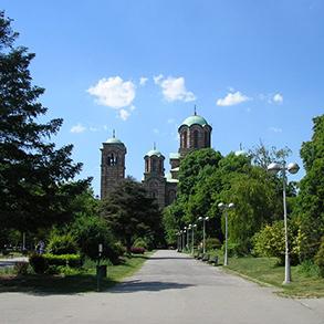 Concierge Belgrade | Tasmajdan park