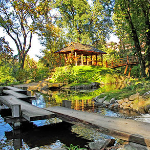 Concierge Belgrade | Jevremovac Botanical garden