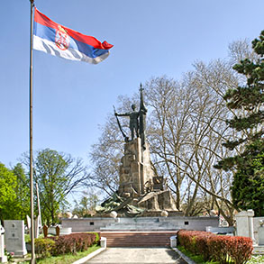 Concierge Belgrade | Monumen to the Defenders of Belgrade from 1915